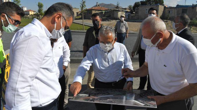 Ein weiterer strategischer Schritt, der den Transport in Kayseri . erleichtert