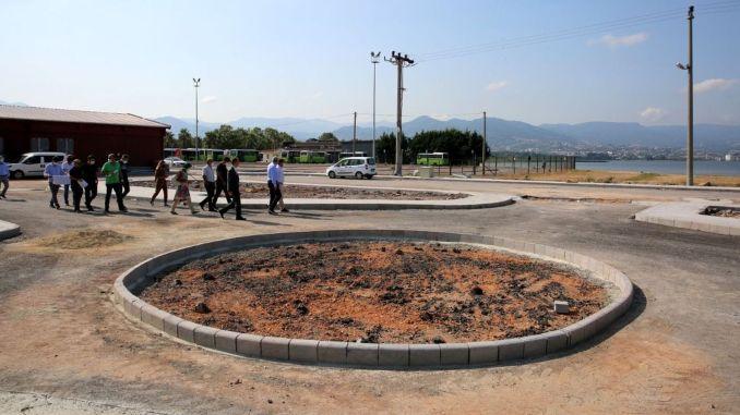 Radovi se nastavljaju u Dječijem saobraćajnom obrazovnom parku Kocaeli