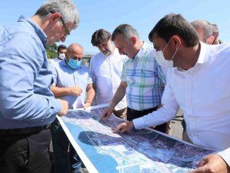 The length of the tram line in Kocaeli will reach kilometers