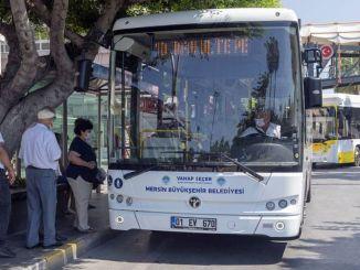 mersin buyuksehir is open to innovations in public transportation