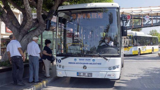 mersin buyuksehir otvoren je za inovacije u javnom prijevozu