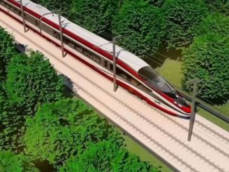 Die Reisezeit des Moskauer Hochgeschwindigkeitszuges St. Petersburg wird auf Stunden verkürzt