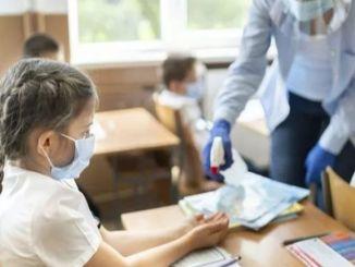 为了您即将开始上学的孩子的健康,需要考虑的事项