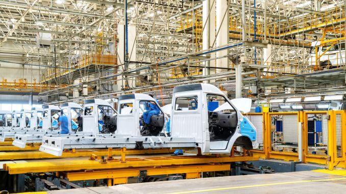 otomotiv uretim tesislerinde ust duzey guvenlik ve verimlilik saglayan teknoloji