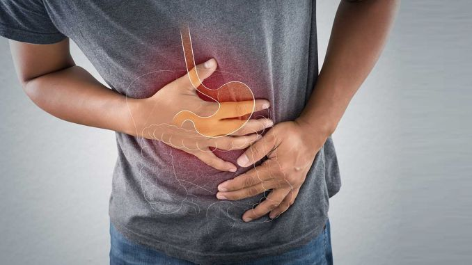 People with reflux disease and overweight people are at risk of stomach cancer.