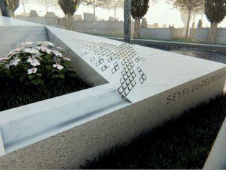 уметник сеифи дурсуноглу спаваће у свом обновљеном гробу