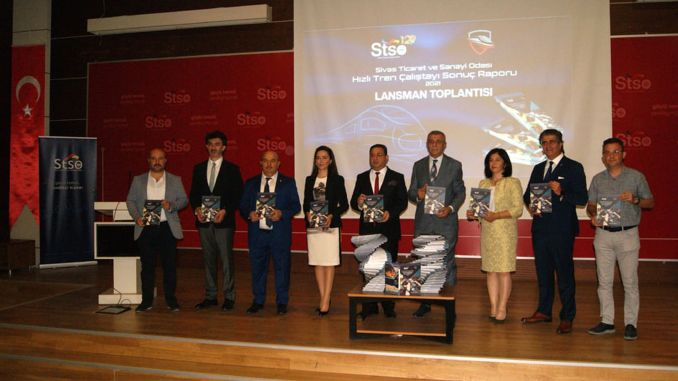 Sivas high-speed train workshop final report was published as a book