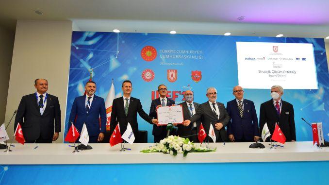 technopark istanbul and saha istanbul will be strategic solution partners of entrepreneurs