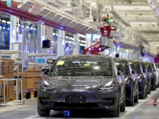Tesla localizes one percent of its production in the Chinese