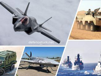 Турецкий оборонный и авиационный экспорт превысил миллиарды долларов