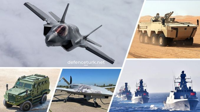 Turkish defense and aviation exports exceeded billions of dollars