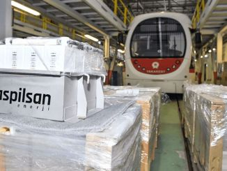 Aspilsan will produce the batteries of rail systems in Turkey