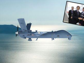 Потписан уговор о беспилотним летелицама између Тусаса и Пакистана