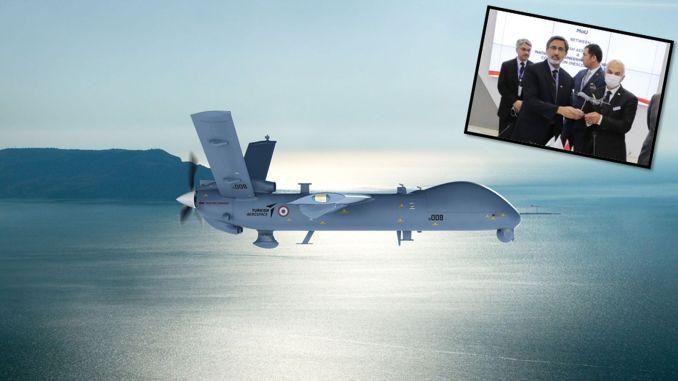 Potpisan ugovor o bespilotnim letjelicama između tusasa i pakistana