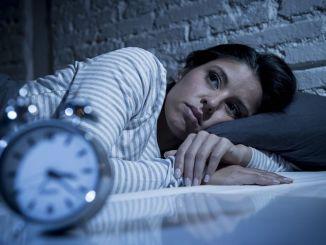 potraviny, ktoré sú dobré pri problémoch so spánkom