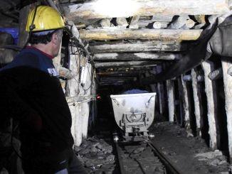Potpora u iznosu od hiljadu lira isplaćena je radnicima podzemnih rudnika