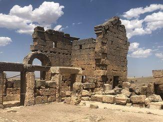 wo ist die burg zerzevan und der mithras-tempel die geschichte und geschichte der burg zerzevan