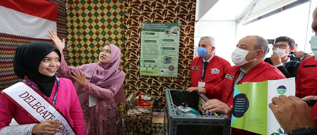 istanbul international invention fair opened in teknofest