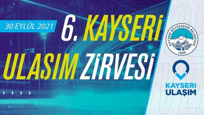 Kayseri Transportation Summit will be held in September