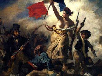 Fransada Cumhuriyet Ilan Edildi