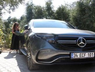Mercedes EQ izkušnje doživeli v Izmirju poleti