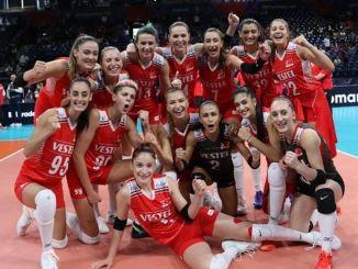 národná volejbalová reprezentácia žien sa stala treťou v Európe