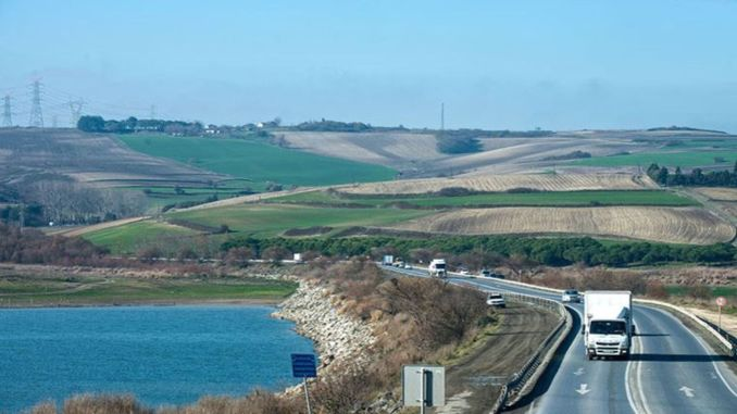 The urgent expropriation decision has been published, the fields will lead to the canal istanbul