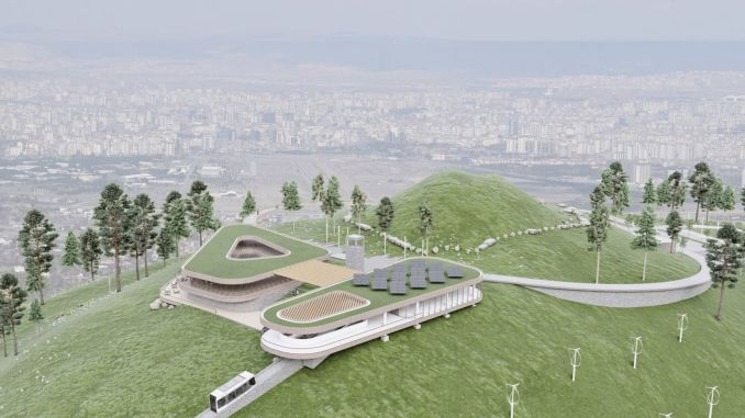 Proiectul liniei funicularului de munte ali progresează pas cu pas