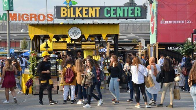 ankara coffee festival will open its doors in bilkent center on october world coffee day
