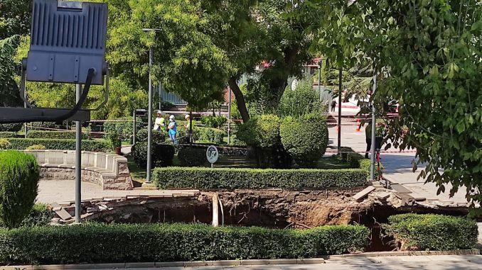 изградња метроа у анкари