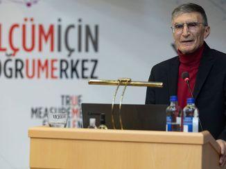 Un mesaj rebel de la Aziz Sancar către Turcia