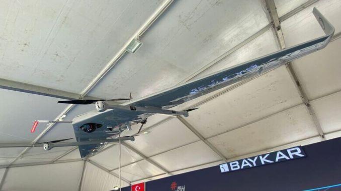 Bayraktar Diha je napravio prvi let