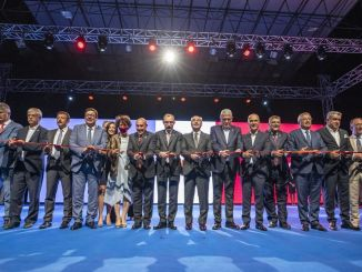 今年舉辦的明珠伊茲密爾國際博覽會開幕