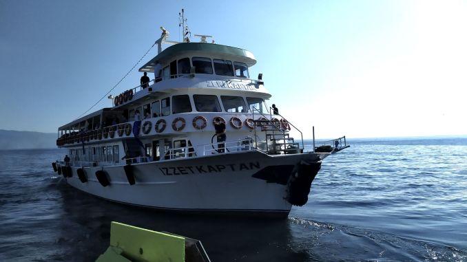бесплатна путовања плавим крстарењима започела су у бурси