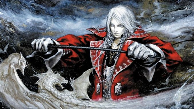 castlevania advance collection is out