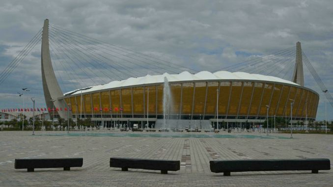 Duh je Kambodži poklonio stadion vrijedan milion dolara