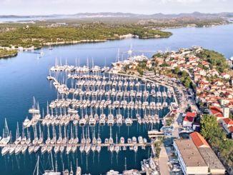d Marine Group 在欧洲最大的海事展览会上展示其两个新码头