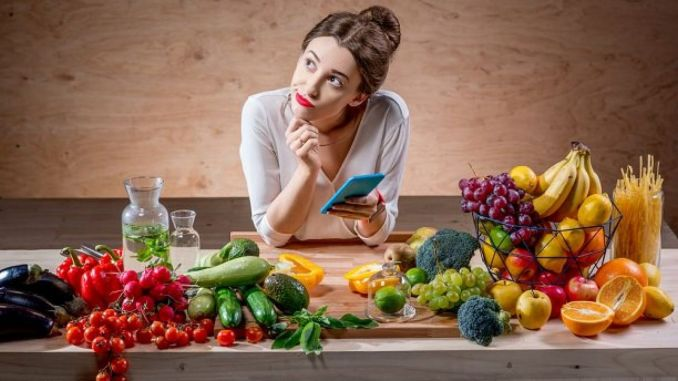 Know how many calories you consume daily while dieting
