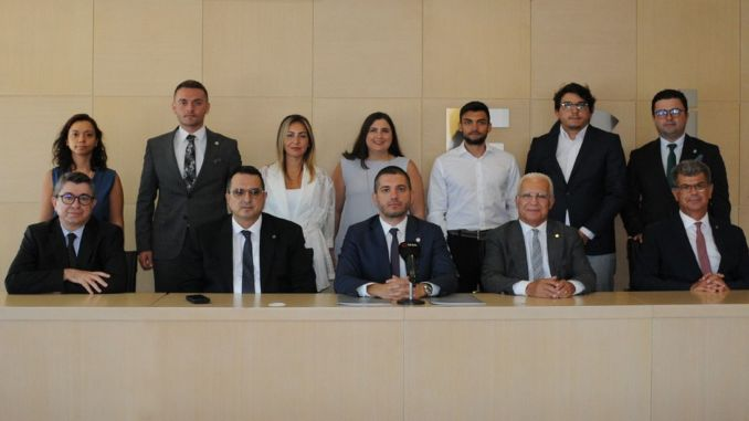 A protocol was signed between egiad and izmir model factory