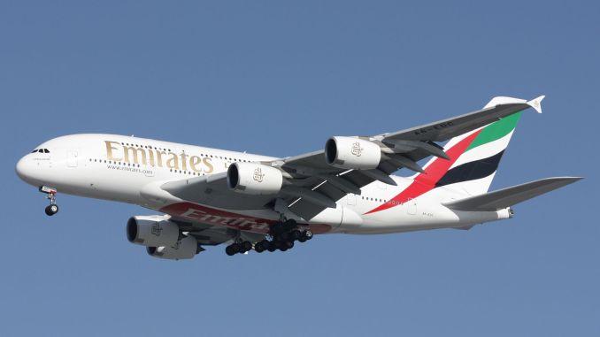Emirates je napovedal, da se bodo dnevni leti v Istanbul začeli z