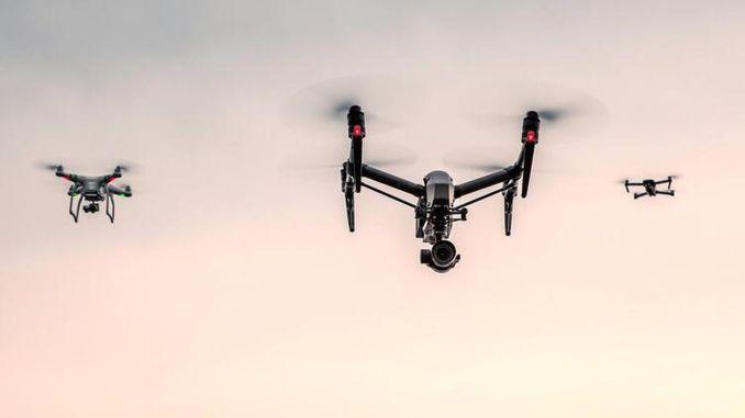 Лучшие пилоты дронов сразятся в кубке мира по дронам, организованном stm