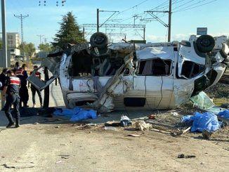 Vyhlásenie guvernéra tekirdagu, blesk, po vlakovej nehode mladistvému