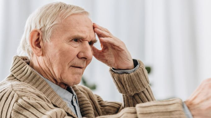 Mild cognitive impairment can turn into Alzheimer's within a year
