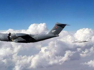 Das neue Flugausbildungsjahr des Air Force Command hat begonnen