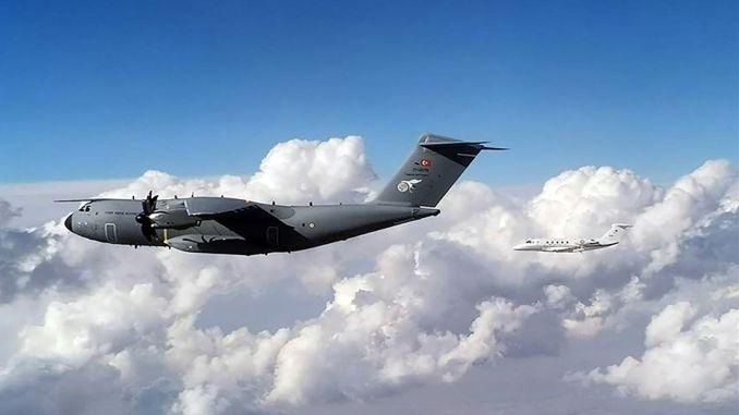Почався новий рік підготовки льотного командування ВПС