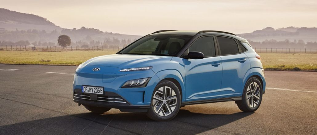 hyundai kona electricity sales exceed a thousand units in Europe