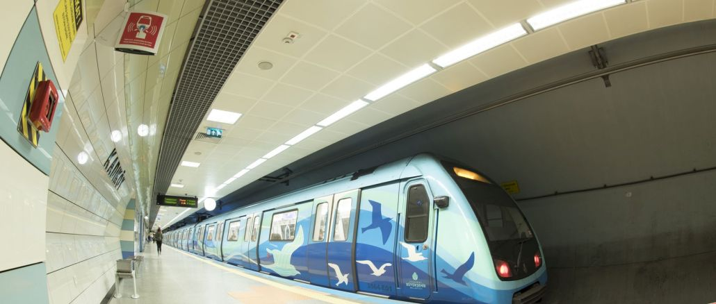 million debt authority for ibb's new metro project
