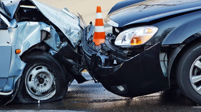 In the first month, traffic accidents with material damage exceeded a thousand.