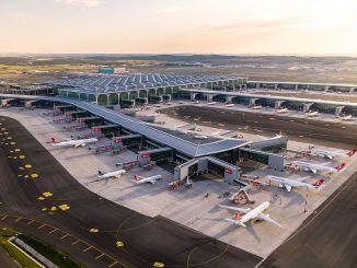 Letališče istanbul je bilo izbrano za najučinkovitejše letališče v Evropi