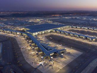 Аэропорт Стамбула занял второе место в рейтинге лучших аэропортов мира
